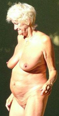 Granny nudist tumblr are going