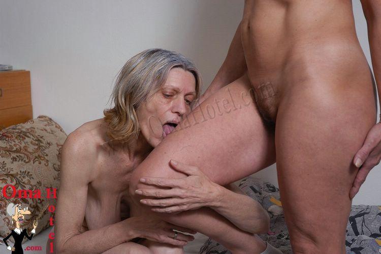 gratis sexvideoer anal granny