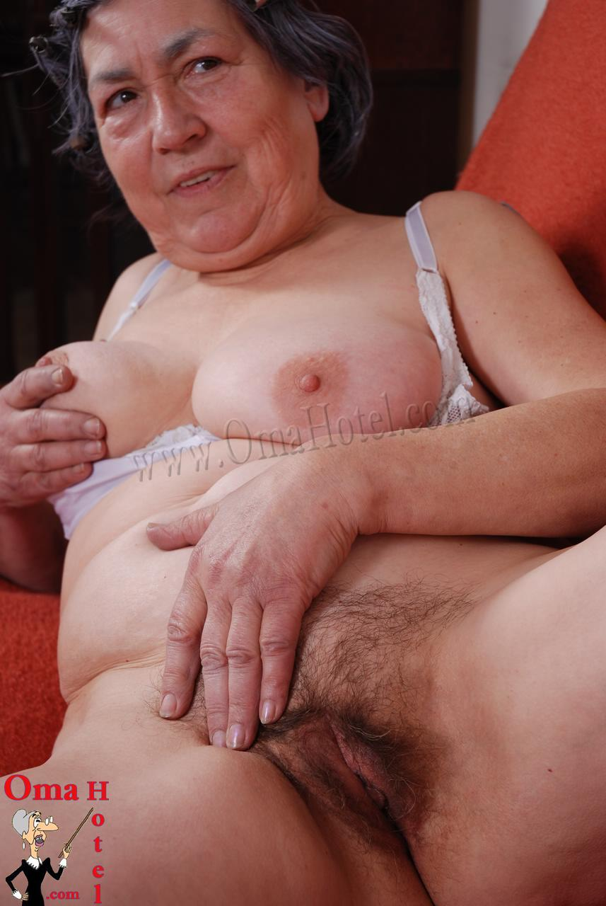 Naked Very Old Granny Nude