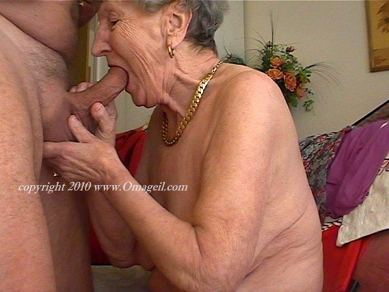 Deutsche Oma Ist Geil