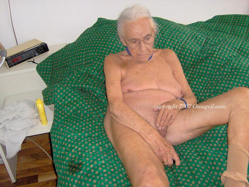 36 granny mature